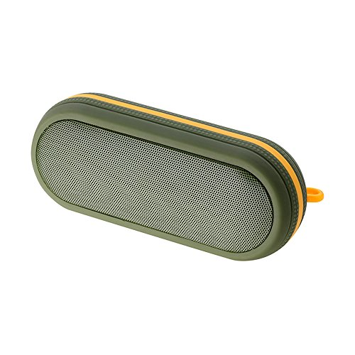 Myoyo Bluetooth Lautsprecher Mini Tragbare Drahtlose Kreative Outdoor Auto Handy Subwoofer,Greenorange