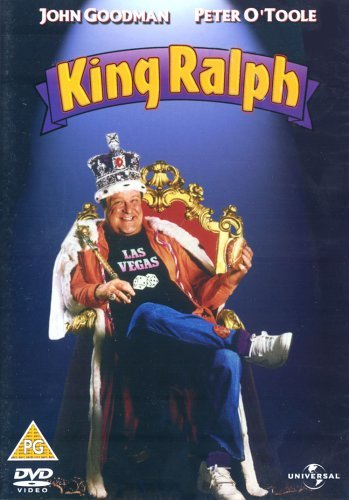 King Ralph [DVD] [1991] by John Goodman
