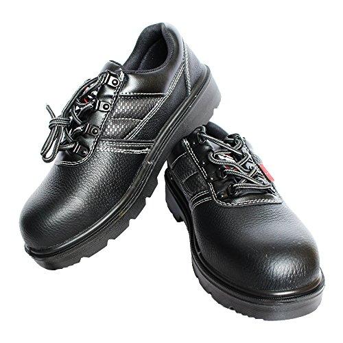 ent gegen Öle und Abrieb griffig und rutschfest und smash-proof Schuhe Sicherheit Schuhe W3106, Schwarz - schwarz - Größe: 37 1/3 EU ()