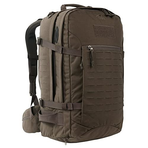 51wBUpPBhbL. SS500  - Tasmanian Tiger TT Mission Pack MKII Molle Compatible Outdoor Hiking Backpack with Multiple Compartments 37 Litre Volume