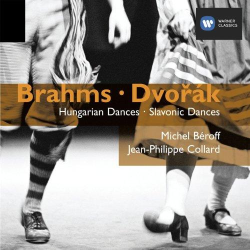 Danses Hongroises Pour Piano À 4 Mains : No.15 En Si Bémol Majeur