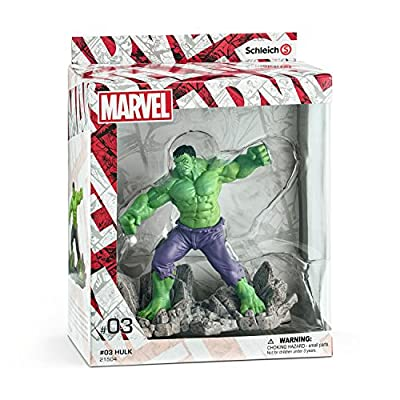 Marvel The Hulk Collectable Suitable For Ages 8+