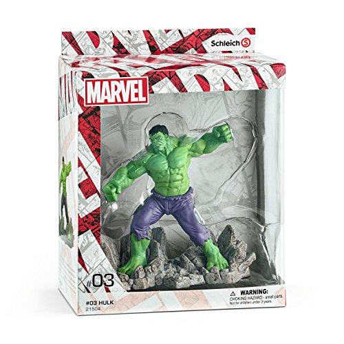"""Schleich 21504 \""""Hulk Figur"""