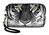 Étui Housse Universelle pour tous les Appareils Photo Numériques pour Panasonic Lumix Series, Nikon Coolpix Series, Olympus VR Series, Olympus IR Series, Olympus FE Series, Olympus mju Series, Olympus X Series, Canon Ixus Series, Canon Powershot Series, Casio Exilim Series
