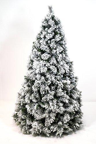 Xone albero carey innevato e super folto - 240 cm