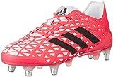adidas Men's Kakari Light SG Rugby Boots, Rojo (Rojo (Rojimp / Negbas / Ftwbla)), 12 UK