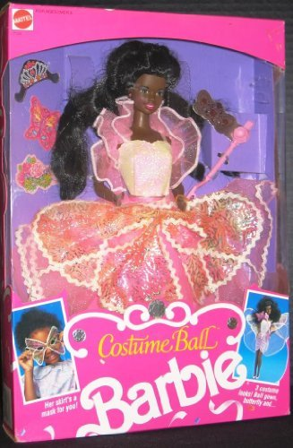 Costume Ball Barbie - Costume Ball African American