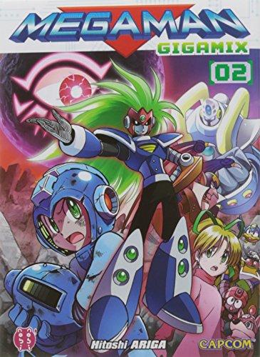 Megaman Gigamix, Tome 2 :