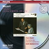Clara Haskil: Klavierkonzerte 20,24 (Audio CD)