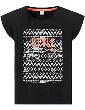 Schiesser Mädchen T-Shirt Rundhals