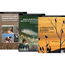 """Colección completa """"Técnicas en Biología de la Conservación"""" (Técnicas en Biología de la Conservación)"""