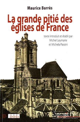 La grande pitié des églises de France