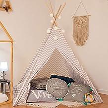 tipi enfant. Black Bedroom Furniture Sets. Home Design Ideas