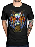 Official Mastodon Crack The Skye T-Shirt Once More Round The Sun Unholy Communion