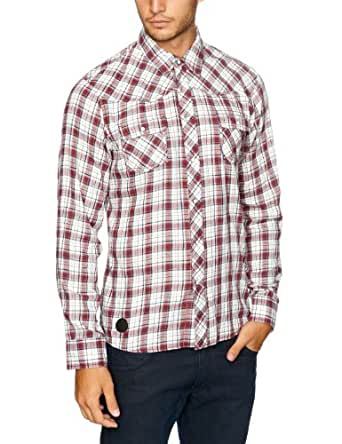 O'Neill - Chemise - Homme, Rouge (Red All Over Print), Medium