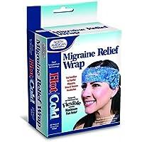 Migräne Relief Wrap Kopfschmerz Hot Cold Therapie Head Stress Tension Hitze, NEU. preisvergleich bei billige-tabletten.eu