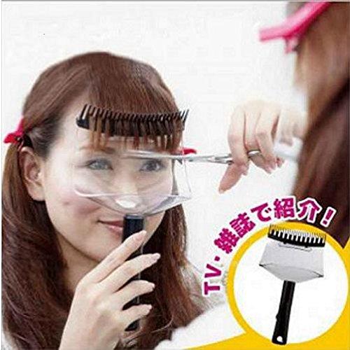 Ausdünnen Schneiden Halter mit Klar Protector Shield (Schere nicht enthalten)–Japan Hot Sale. (Haar-trimmer-schere)