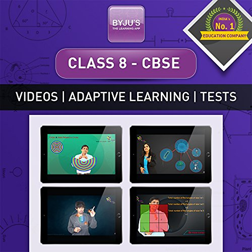 BYJUS Class 8th CBSE Preparation (Tablet)