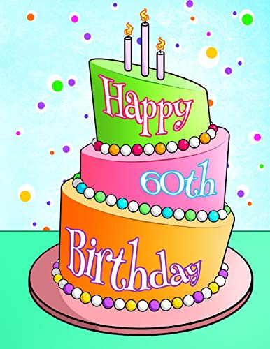Happy 60th Birthday Discreet Internet Website Password Organizer Gifts For 60 Year Old
