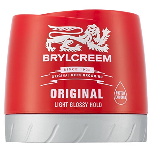 Brylcreem Original,tenue légère brillant - 150ml
