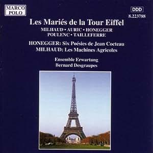 Les Maries De La Tour Eiffel