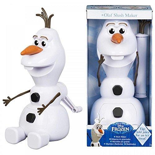 Frozen Slush Maker Olaf Ice Crusher DRINK SNOW CONE PARTY SLUSH MAKER MACHINE by Disney