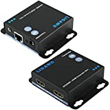 Ligawo - HDMI Extender estensione amplificatori fino a 50m 1080p 3D + HDMI Loop Out + IR trasmissione