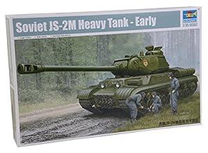Trumpeter 05589-Maqueta de Soviet JS de 2m Heavy Tank Early