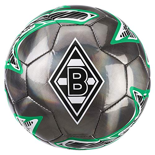 PUMA Unisex- Erwachsene BMG One Laser Mini Ball Fußball, Black-Bright Green White
