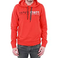 Jack & Jones Men's Jcolinn Sweat Hood Noos Hoodie