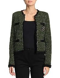 Amazon.it  Pinko - Nero   Giacche e cappotti   Donna  Abbigliamento 614e347810d