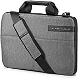 HP Signature Slim Top Load (L6V67AA) Umhängetasche mit Reißverschluss (für Notebooks) 35,5 cm (14,0 Zoll) grau - gut und günstig