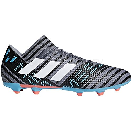 adidas Nemeziz Messi 17.3, Chaussures de Football Homme Multicolore (Greyftwwhtcblack)