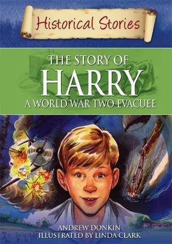 Portada del libro The Story of a World War II Evacuee (Historical Stories) by Andrew Donkin (2008-08-14)