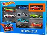 Enlarge toy image: Hot Wheels 10 Car Pack (Styles May Vary) -  preschool activity for young kids