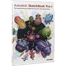 Autodesk SketchBook Pro 6 - Software de gráficos (1 usuario(s), Full, 1024 MB, 1000 MHz, 1024 x 768 128 MB VRAM, ENG)