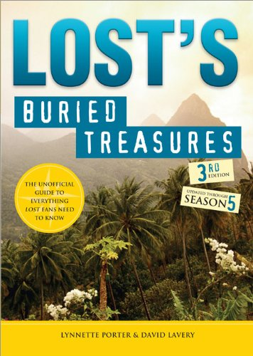 Lost's Buried Treasures: The Unofficial Guide to Everything Lost Fans Need to Know (English Edition)