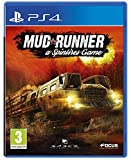 SPINTIRES MUD RUNNER PS4 MIX