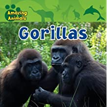 Gorillas (Amazing Animals (Gareth Stevens Paperback)) by Stephen Brewer (2010-08-15)