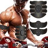 EMS Stimulerende Spier Trainer, Abdominale Spier Toner Stimulerende Fitness Apparaat & Gewicht Spier Training voor Mannen & Vrouwen