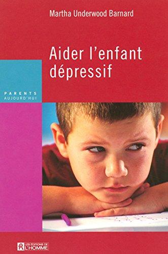 AIDER L'ENFANT DEPRESSIF