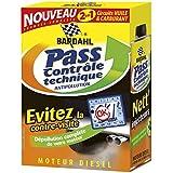 Bardhal 2009045 Pass Contrôle Technique Diesel