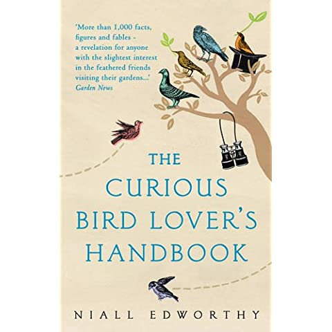 The Curious Bird Lover's Handbook - Robin Feeder