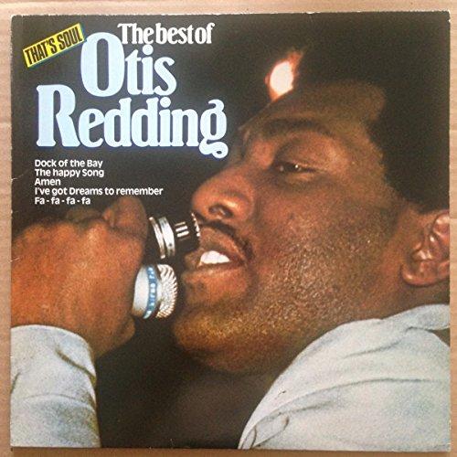 The best of OTIS REDDING That's soul (1980) (Otis Redding Greatest Hits)