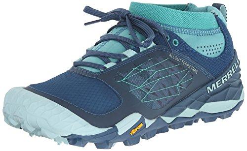 Merrell All Out Terra Trail - Zapatillas de Running de material sintético  mujer 7bd44216ad8