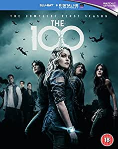 The 100 - Season 1 [Blu-ray] [2014] [Region Free]