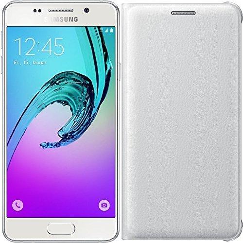 Preisvergleich Produktbild Samsung Galaxy A3 + Samsung Flip Wallet