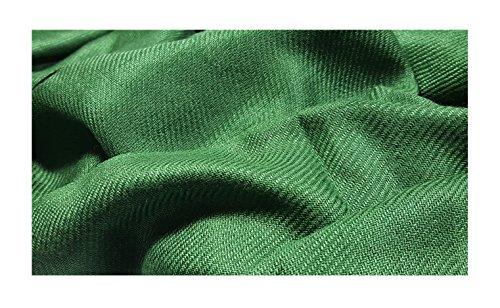 Q4U - Fichu - Femme vert foncé
