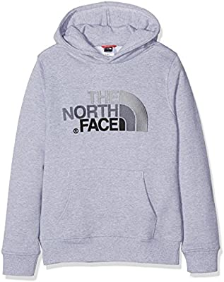 The North Face Y Po Hoodie–Sudadera con capucha Drew Peak para niños