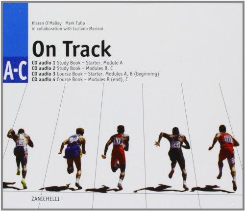 On track. Per le Scuole superiori. 8 CD Audio